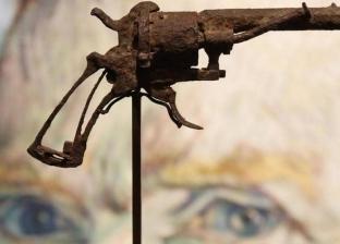 شخص يشتري مسدس انتحار فان جوخ بـ146 ألف دولار