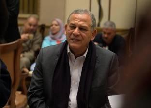 عبدالعال لـ السادات بعد إسقاط عضويته: منصبي يحتم عليّ الدفاع عن مصلحة الوطن