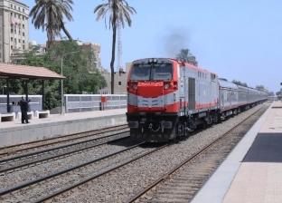 السكة الحديد تقرر تعديل وإيقاف 28 رحلة قطار بعد عيد الفطر المبارك