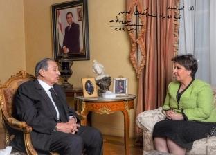 """""""السعيد"""" تنشر تفاصيل جديدة على لسان مبارك: الصاعقة حمت بترول الإمارات"""
