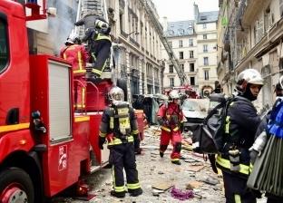 بالصور| انفجار ضخم في جامعة فرنسية.. وإجلاء طلابها