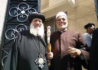 """إذاعة شمال سيناء تهنئ الأقباط بعيد القيامة وتخصص برنامج """"الله محبة"""""""