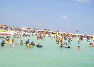 فتح شواطئ مطروح بالمجان وإعلان الطوارئ بالمستشفيات خلال شم النسيم
