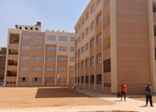 محافظ القليوبية: مجمع مدارس جديد بالخصوص بالتعاون مع الوكالة الألمانية