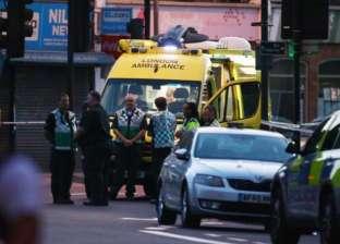 عاجل| سقوط مصابين بعد اصطدام سيارة بحاجز عند مدخل البرلمان في لندن