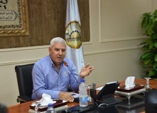 """""""الغرابلي"""" يوافق على علاج 7 حالات حرجة على نفقة محافظة مطروح"""