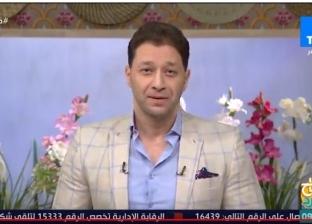 """أحمد خيري يقدم أولى حلقاته في """"صباح الورد"""" على """"ten"""" اليوم"""