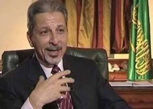 سفير المملكة العربية السعودية يغادر مطار القاهرة الدولي