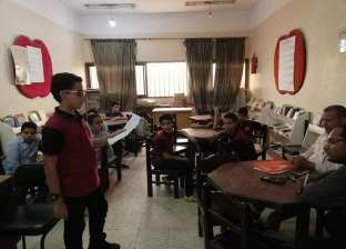 أنشطة وورش متنوعة بقصر أحمد بهاء الدين للطفل المتخصص