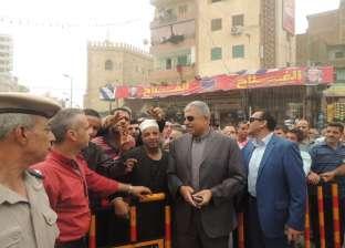 مدير امن الغربية يشكر  القوات المشاركة في تأمين احتفالات السيد البدوي
