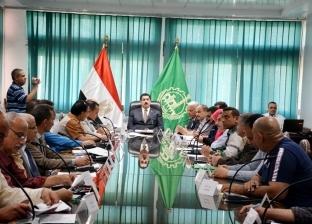 محافظ القليوبية يؤكد: إدارة الأزمات تمس روح المواطن وممتلكات الدولة