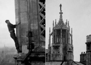 تقاليد غريبة بالجامعات البريطانية والأمريكية