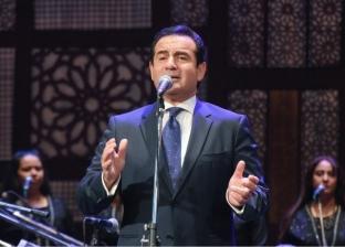 محمد ثروت يحيي حفلا فنيا ضمن نجوم الأوبرا في الإسكندرية