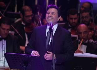 """الخميس.. هاني شاكر وريهام عبدالحكيم في حفل """"عيد الربيع"""" بالأوبرا"""