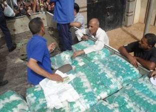 مديرية التموين بالإسكندرية تعلن وجود عجز بالسكر يبلغ 30% والأرز 85%