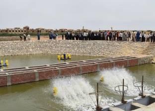 """""""الزراعة"""": 44 مليون جنيه لتطوير بحيرة قارون"""