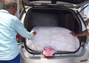 تأمين حركة سيارات النقل ضمن إجراءات جديدة لمنع التهريب في بورسعيد