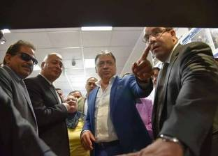 وزير الصحة يعنف وكيل مديرية البحيرة: «مفيش مستشفى بيشتغل يوم ويوم لأ»