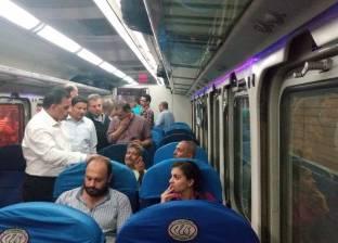 """""""السكة الحديد"""": 182 ألف مقعد إضافي بمناسبة عيد الأضحى المبارك"""