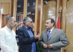 محافظ شمال سيناء يدعم خطة مؤسسة حياة الخيرية خلال المرحلة المقبلة