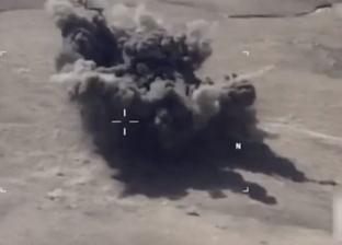 بالفيديو| العراق.. تدمير أوكار للإرهابيين في محافظة صلاح الدين