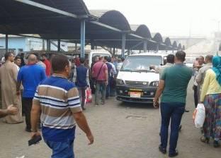 """محافظ الإسكندرية لـ""""محطات الوقود"""": عقوبة مغلظة لمن يمتنع عن العمل"""