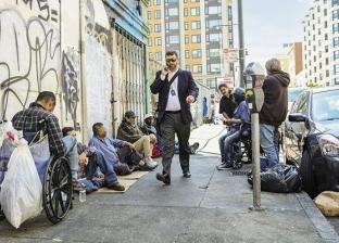 «ضريبة التشرد».. مقترح أمريكى لخدمة «رواد الشوارع»