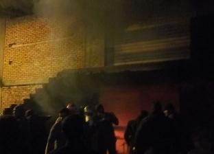 مصرع سيدة إثر حريق شب في دفاية غرفة نومها بدمياط