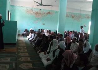 """350 حملة دعوية حصيلة نشاط """"أوقاف شمال سيناء"""" خلال أسبوع"""