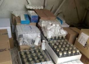 """""""الصحة"""": ضبط 2 مليون قرص من الأدوية المخدرة والمنشطة بمصنع غير مرخص"""