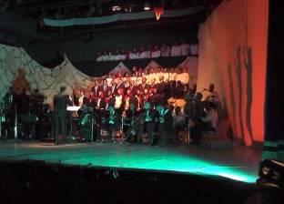 عرض فني لفرقة الموسيقى العربية على مسرح قصر ثقافة الفيوم غدا