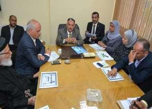 بحث مناهضة ختان الإناث باجتماع المجلس الإقليمي للسكان بسوهاج