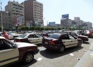القبض على سائق تاكسي دهس أمين شرطة بإشارة مرور في المنصورة