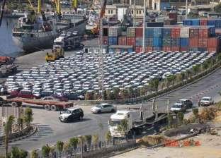 فتح بوغاز ميناء الإسكندرية بعد تحسن الأحوال الجومائية