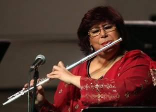 إيناس عبد الدايم: الراحل طلاح مداح من أهم الفنانين العرب