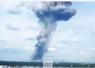 """""""روسيا اليوم"""": انفجار بمنصة إيرانية لاستخراج النفط في مياه الخليج"""