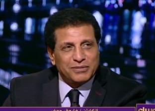 فاروق جعفر: أرفض عمل أعضاء اتحاد الكرة في الإعلام مثل شوبير وسيف زاهر