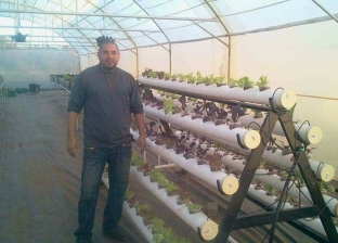 """""""عمر"""".. مصري أحدث ثورة زراعية في """"ليسوتو"""" يشارك بمؤتمر """"مصر تستطيع"""""""