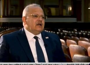"""رئيس جامعة القاهرة: قصة """"ذو القرنين"""" مثال للحاكم الذي يكافح الإرهاب"""