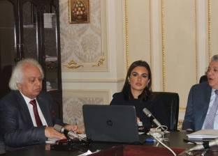 """لجنة المشروعات بـ""""النواب"""" توافق على اتفاق بين وزيرة التعاون الدولى والأوفيد"""