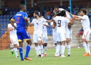 """""""بي إن سبورتس"""" تخطئ في اسم مروان محسن بعد إحرازه الهدف الثاني للمنتخب"""
