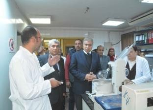 """""""كل نقطة بتفرق"""".. حملة توعية لترشيد استهلاك المياه في المنيا"""