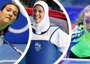 لعب وتفرد وتحكيم.. عظيمات مصر ترفرفن في أولمبياد طوكيو: «أنا الأولى»