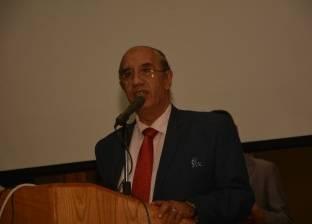 """سعيد إبراهيم مديرا لـ""""النشر وتوزيع الكتاب"""" بجامعة أسيوط"""