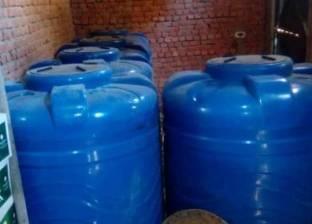 ضبط 4 أطنان بنزين وسولار مدعم قبل بيعها في السوق السوداء بالبحيرة