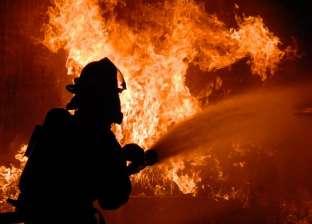 حريق منزل بسبب انفجار بطارية لعبة صغيرة