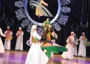 استعراض تراث القارة السمراء بمهرجان دمنهور الدولي السابع للفلكلور
