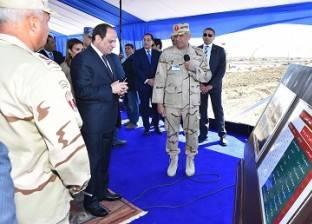 """رئيس """"ملاحة بورسعيد"""" بعد زيارة السيسي: مصر كلها ستشهد طفرة اقتصادية"""
