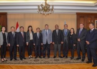 """محافظ الإسكندرية يستقبل وفد لجنة المؤتمر الاستشاري السياسي لـ""""شانغهاي"""""""