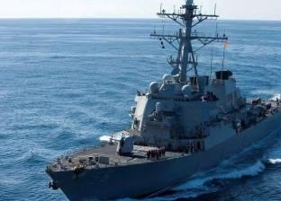 المدمرة الأمريكية «الشبح الثانية» تدخل الخدمة الفعلية
